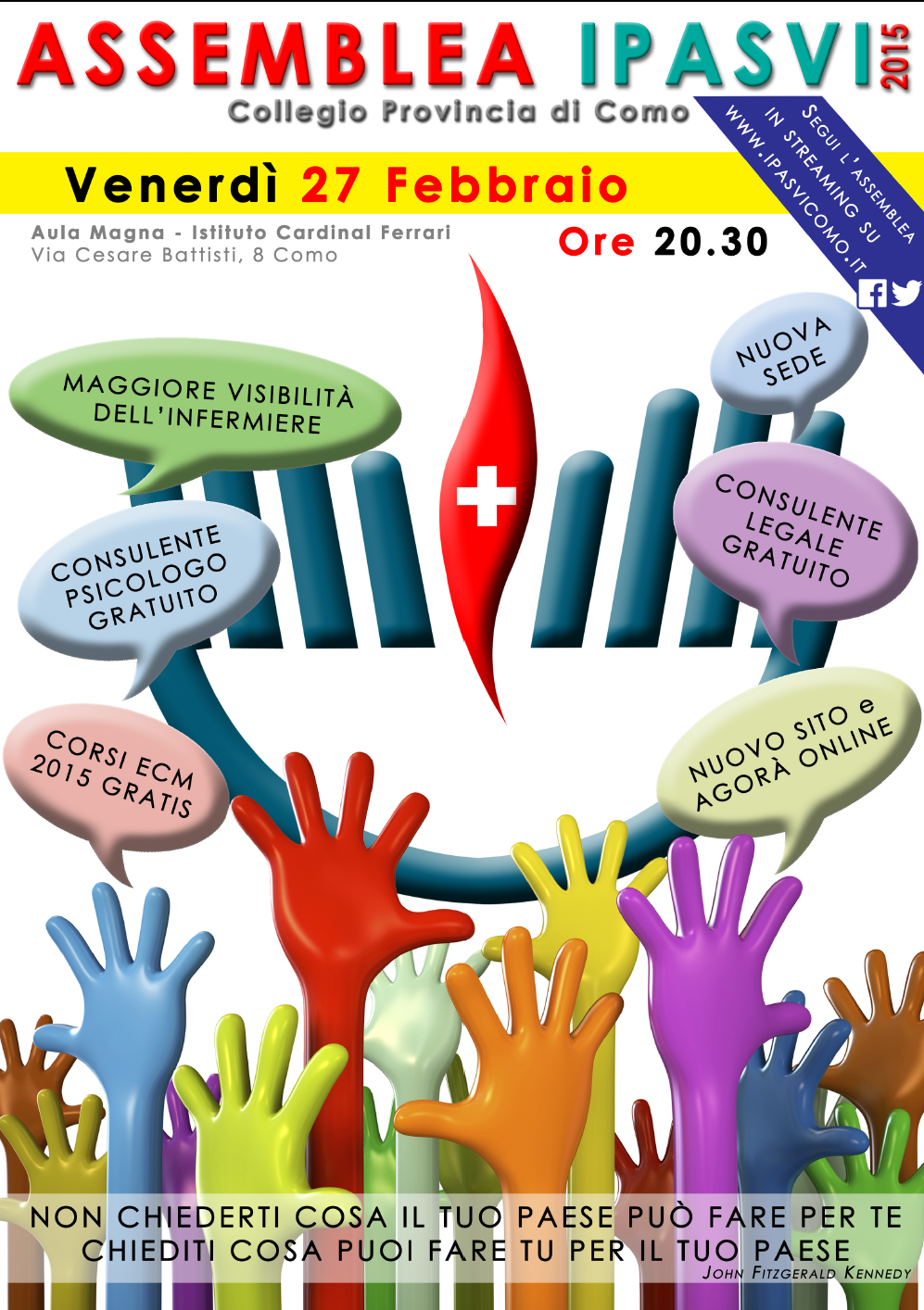 Assemblea IPASVI_Como 2015